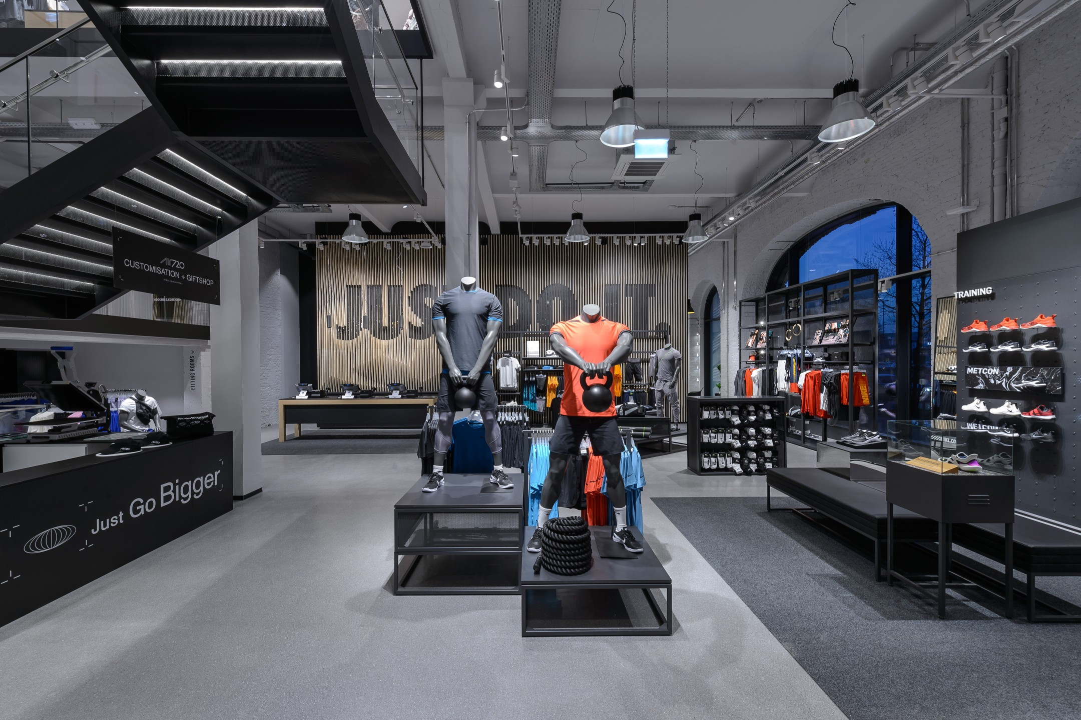 buy online new concept authentic quality Nike Store Hamburg – Syb